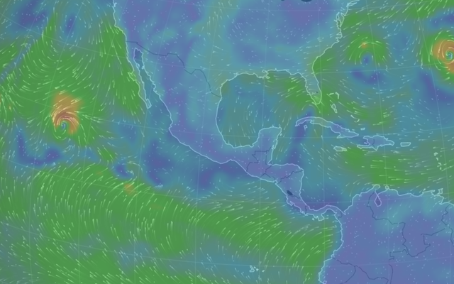 इस ठंडी हवा के नक्शे के साथ खेलते हुए अपना रविवार बिताएं