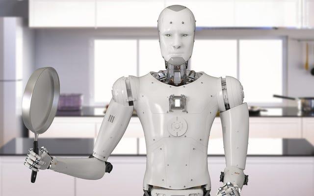 CES 2020 pada dasarnya adalah parade robot dapur tanpa akhir