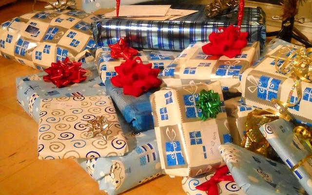 क्या सबसे अच्छा उपहार है कि पैक अच्छी तरह से कर रहे हैं?