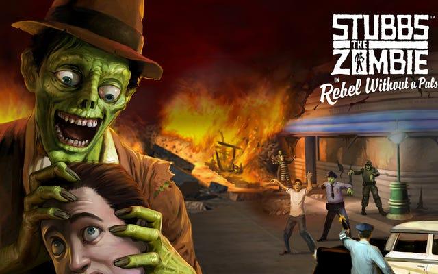 O, hej, przywracają zombie Stubbs