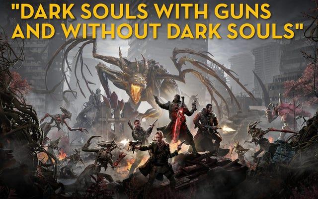 Remnant: From The Ashes, comme le disent les critiques de Steam
