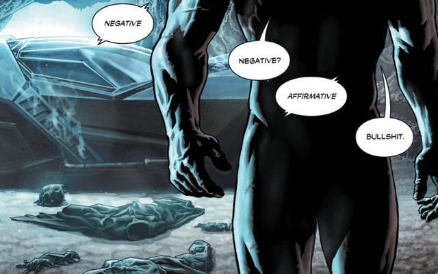 DC żałuje, że pokazuje Batawang Batmana