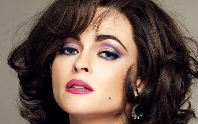 Helena Bonham Carter sobre jugar excéntricas y tener un bebé con Elizabeth Taylor