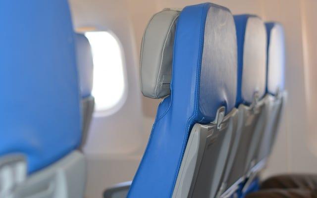 Сделайте улучшение, одержимо проверяя места перед полетом