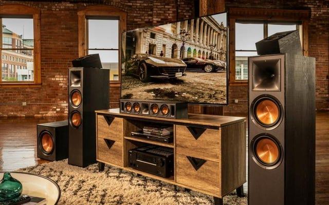 Comparaison des trois niveaux de Dolby Atmos: In-Ceiling, Up-Firing et Virtual Surround