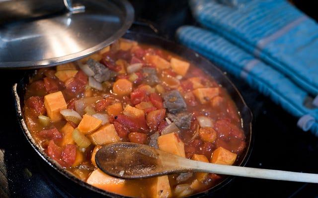 安いシチュー肉の味を素晴らしいものにする方法
