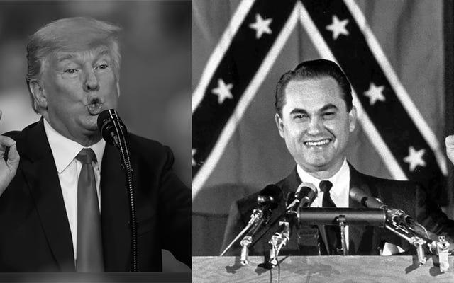 55 năm trước, ai đó đã đổ lỗi cho một vụ ném bom vào một chính trị gia phân biệt chủng tộc