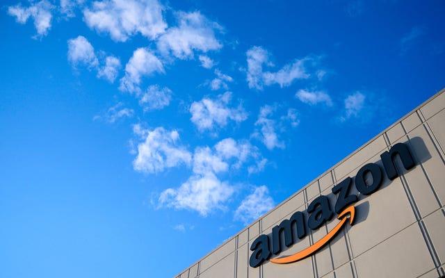 アマゾンは倉庫労働者に食事と休憩を与えなかったために訴えられています