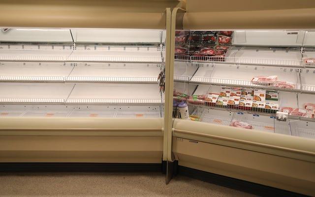 USDA ต่อสู้เพื่อแย่งชิงแสตมป์อาหารจากชาวอเมริกัน 700,000 คนแม้จะมีโรคระบาด