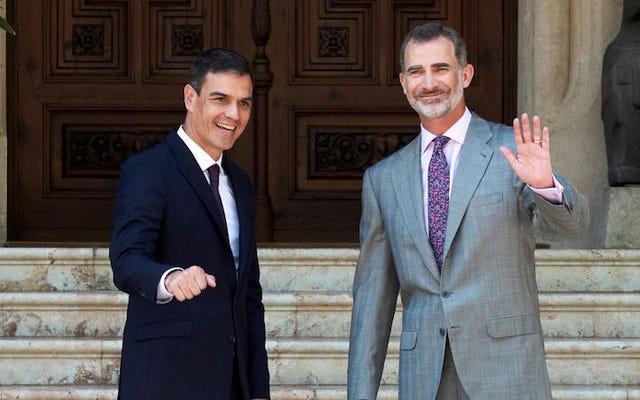 Siri nie wie, kto jest królem Hiszpanii