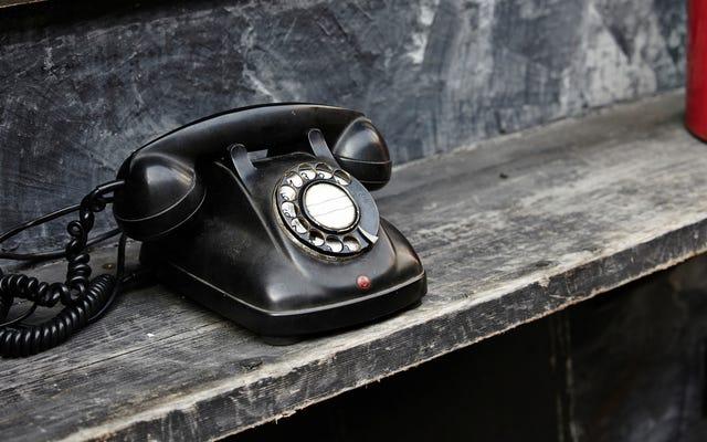 Apoye a los restaurantes llamándolos directamente, pero tenga cuidado con el número que marca