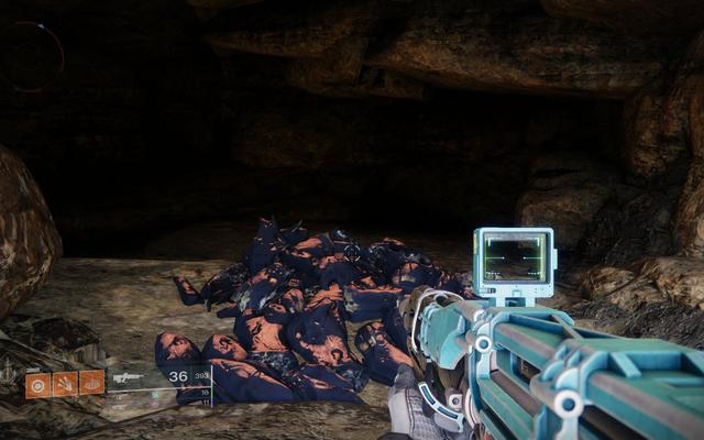 उन्होंने डेस्टिनी की लूट गुफा को वापस लाया, लेकिन लूट नहीं