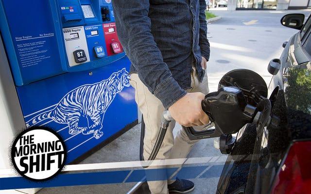 トランプする自動車メーカー:ねえ、それらの厳格なオバマ時代の燃費基準について...