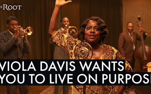 あなたの価値を知ってください:ヴィオラデイビスはマレイニーの黒い底のすべての黒人女性です