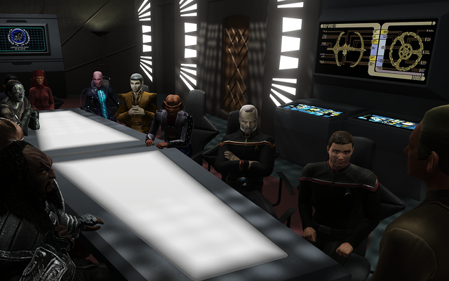 Nowe rozszerzenie Star Trek Online to wspaniały list miłosny do każdego kawałka Deep Space Nine
