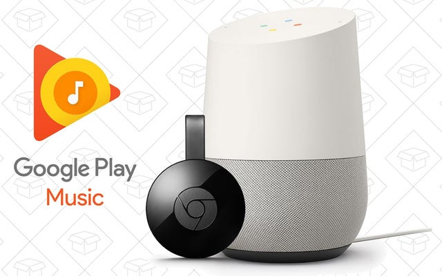 Kup Chromecasta i Google Home razem, oszczędź 40 USD