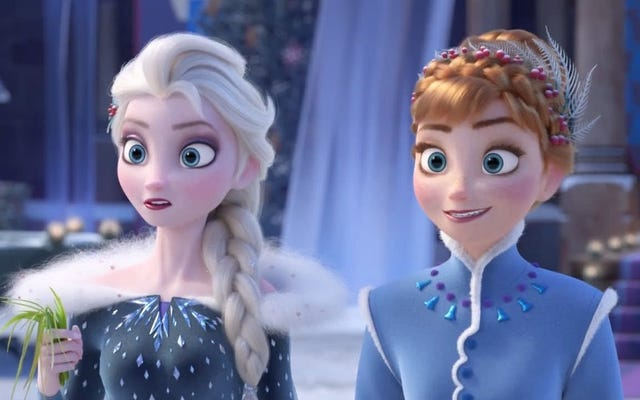 Festeggia il Natale ad agosto con un ascolto anticipato di Olaf's Frozen Adventure