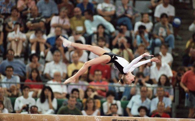 La gimnasta campeona olímpica Tatiana Gutsu acusa a su compañera medallista de oro de violarla cuando tenía 15 años [Actualización]