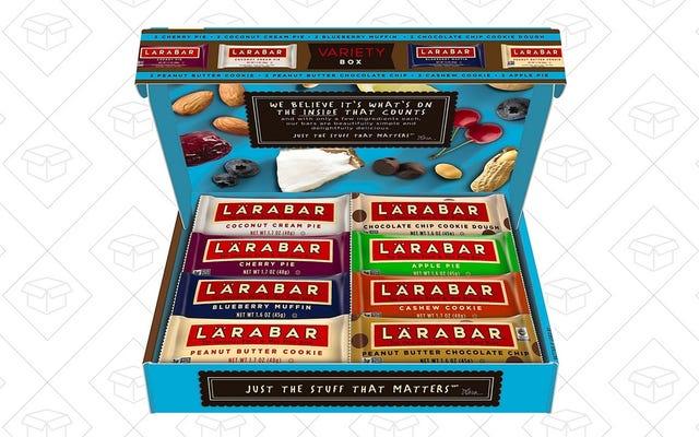 Prueba Larabars con $ 5 de descuento en esta caja de variedad