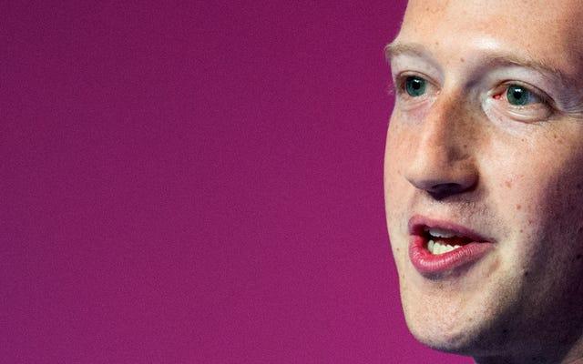Facebook, как сообщается, использовал антимусульманскую рекламу в качестве тестового примера в видеоформатах