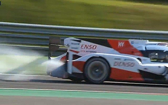 El ganador de 6 horas de Spa-Francorchamps estaba menos roto que todos los demás