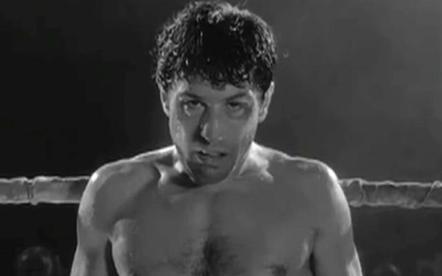 トランクスの汗まみれの男を除いて、何が素晴らしいボクシング映画になりますか?
