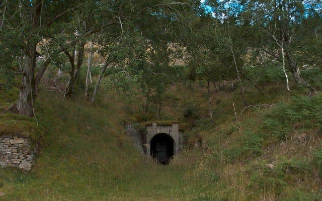В этом комплексе туннелей в течение 112 секунд раздается звук пули - самое длинное эхо на планете.