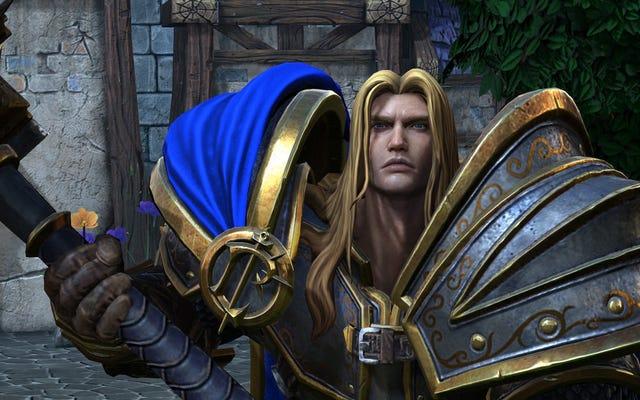 Blizzard Menambahkan Referensi World of Warcraft Ke Warcraft III: Reforged