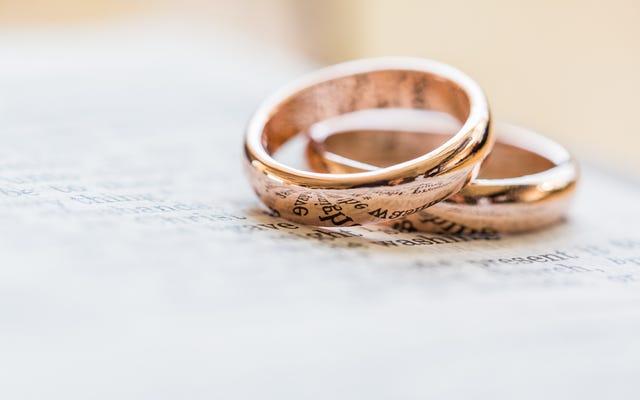 婚前契約は貧しい人々のためのものです