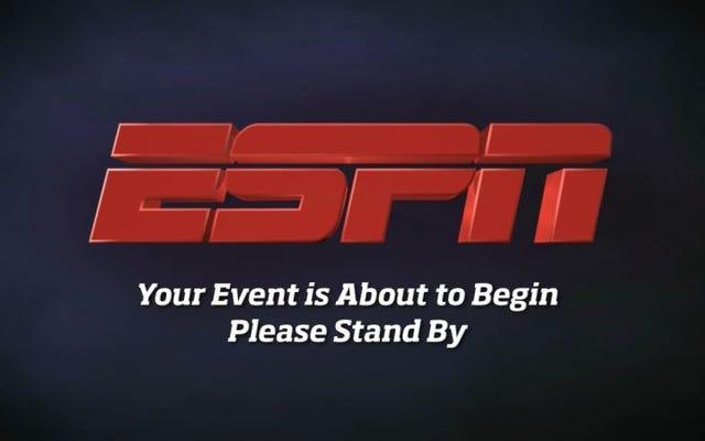ESPN Nukes Bagian Komentarnya, Secara Tidak Adil Membungkam Ribuan Orang Bodoh