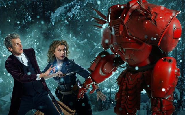El especial de Navidad de Doctor Who recibe un nombre, ¡y un nuevo destornillador sónico!
