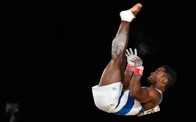 Este gimnasta cubano podría ser el próximo campeón mundial masculino