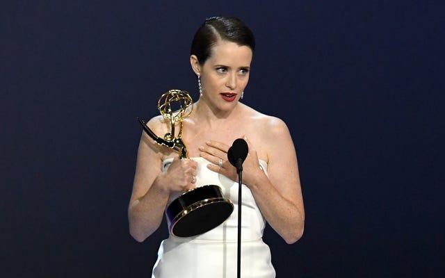 昨夜のエミー賞を受賞した後、Netflixの株価が上昇