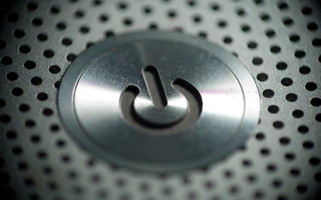 電源ボタンの記号の本当の意味