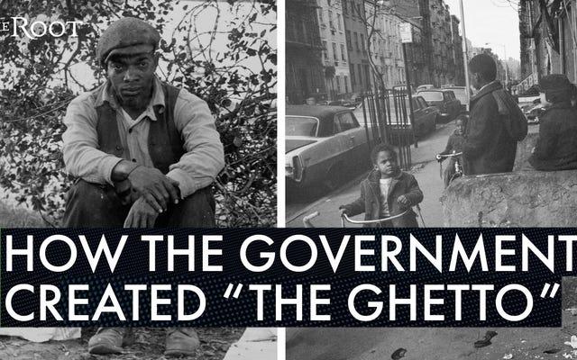 人種差別と集中した貧困:黒人アメリカの住宅の歴史
