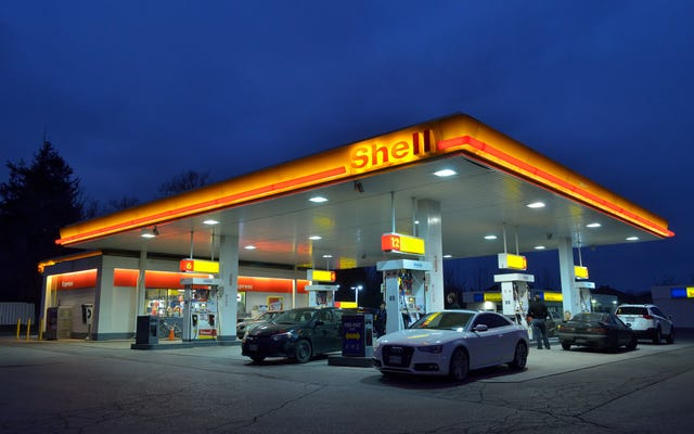 Finalmente busqué por qué las bombas de gasolina a veces funcionan lentamente y no es lo que pensaba