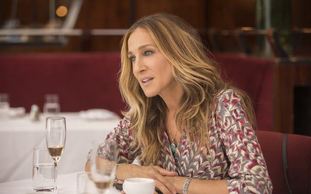 HBOコメディの第3シーズンの最新の予告編では離婚は簡単にはならないようです