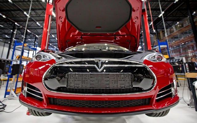 Tesla Lebih Dekat Dan Lebih Dekat Untuk Memilih Texas