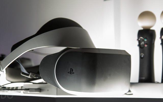 Los auriculares Project Morpheus de Sony saldrán a la venta en 2016