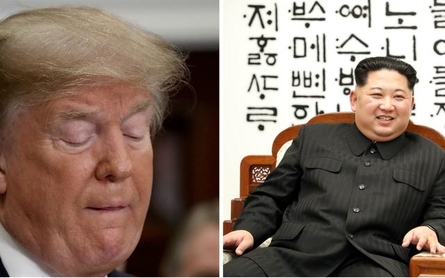 トランプの北朝鮮とのオンアゲイン、オフアゲインの関係が復活しました。再び