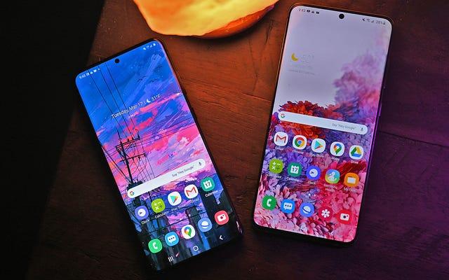 Samsung muốn bạn mua một chiếc Galaxy S20 quá tệ, hãng hứa hẹn sẽ mua lại từ bạn sau hai năm nữa