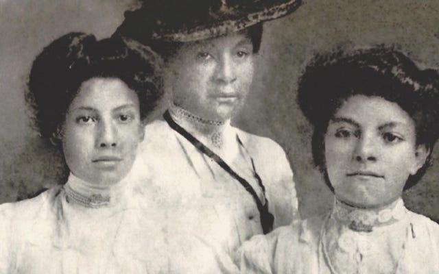 あなたのルーツをたどる:人種差別は私の祖先に彼らの愛を隠すことを強制しましたか?