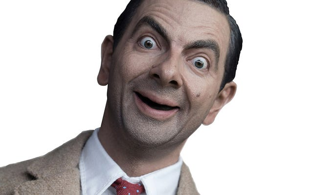 Entah Bagaimana Sosok Ini Terlihat Lebih Seperti Mr. Bean Daripada Rowan Atkinson