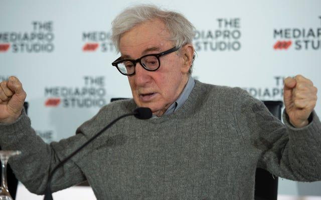 Penerbit Woody Allen Mengancam Gugatan Atas Dokumenter HBO