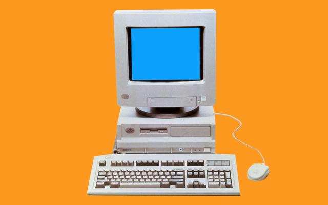 Tęsknię za moim pierwszym komputerem
