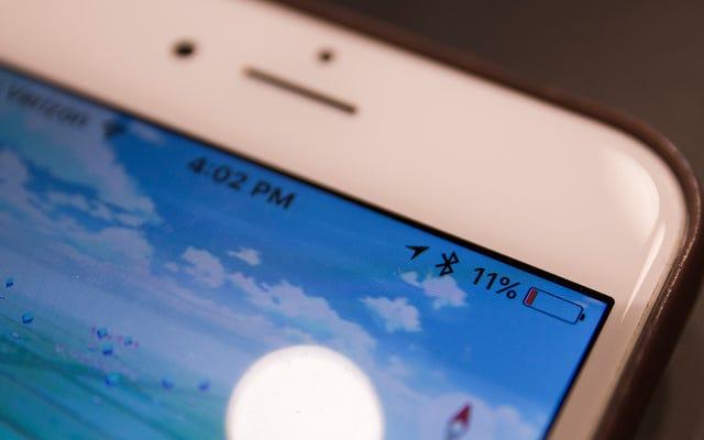 ทำไมแบตเตอรี่โทรศัพท์ของคุณถึงตายเมื่อยังมีน้ำผลไม้อยู่