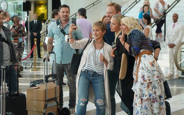 Kebangkitan 90210 yang cerdik sedang dalam lelucon