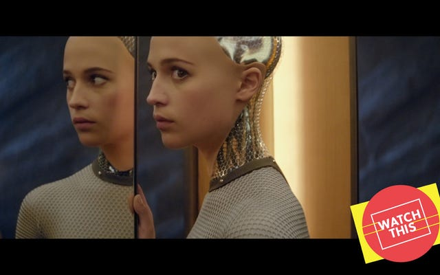 Alicia Vikander méritait son Oscar pour Ex Machina, pas The Danish Girl