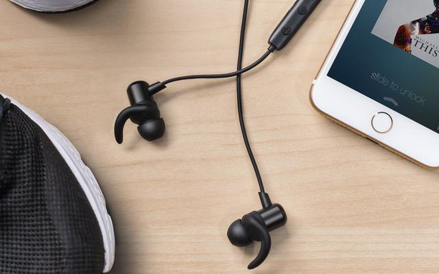 La tua scelta per i migliori auricolari Bluetooth economici del 2018: Anker SoundBuds Slim
