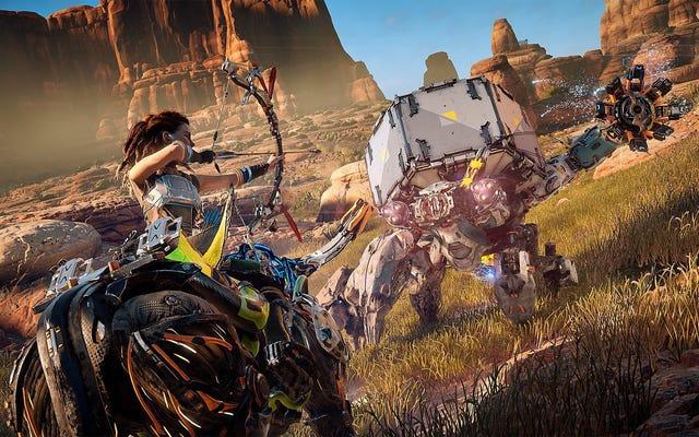 Horizon: Zero Dawn среди 10 бесплатных игр, которые PlayStation предлагает в рамках инициативы Play at Home